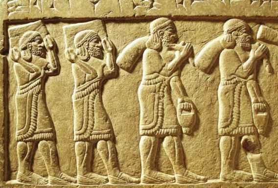 The Mesopotamian Art