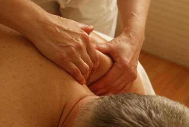Book Him a Massage