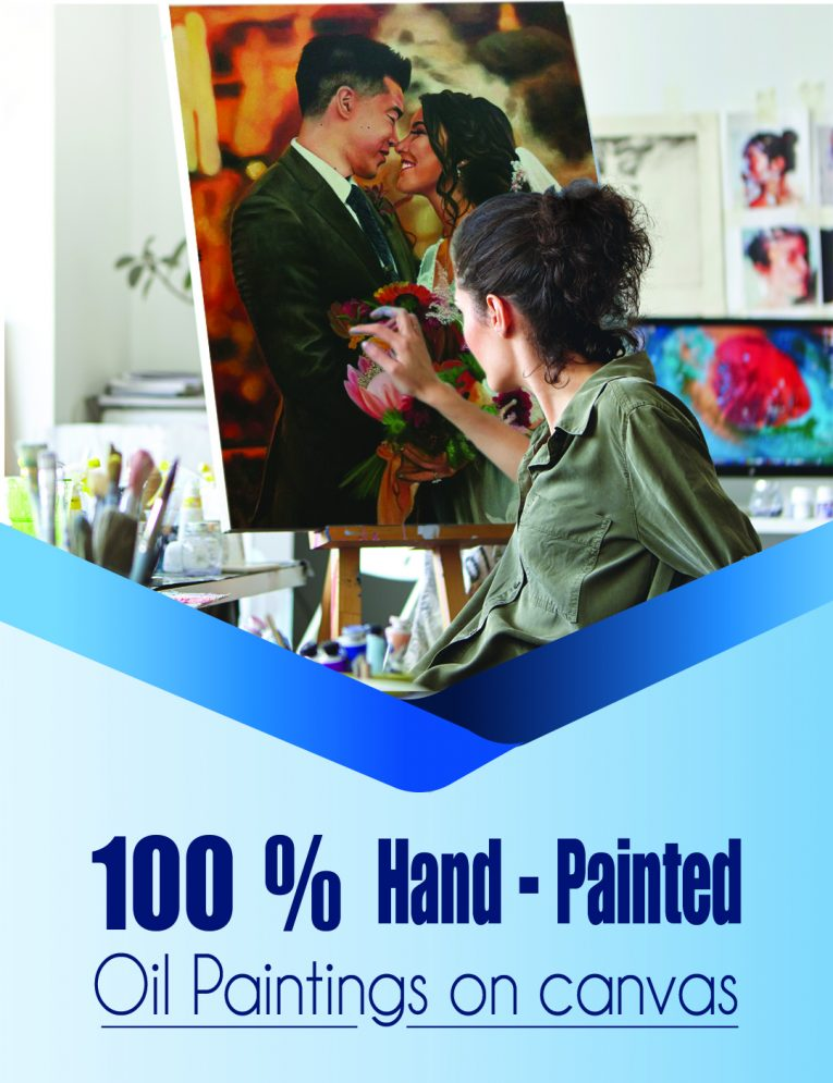 Oil Painting - BookMyPainting