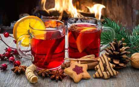 Non-alcoholic Christmas Drinks