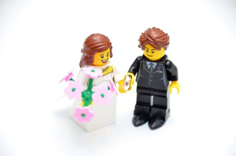 Lookalike Lego Figurines