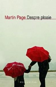 Despre ploaie de Martin Page