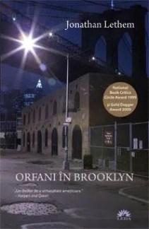 Orfani în Brooklyn de Jonathan Lethem