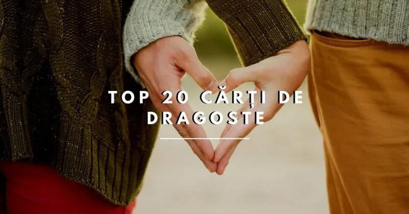 top 20 cărți de dragoste