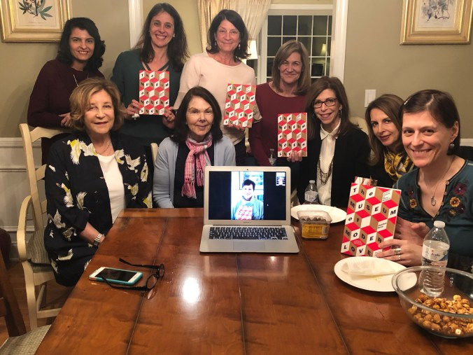 Jennifer Blankfein's book group