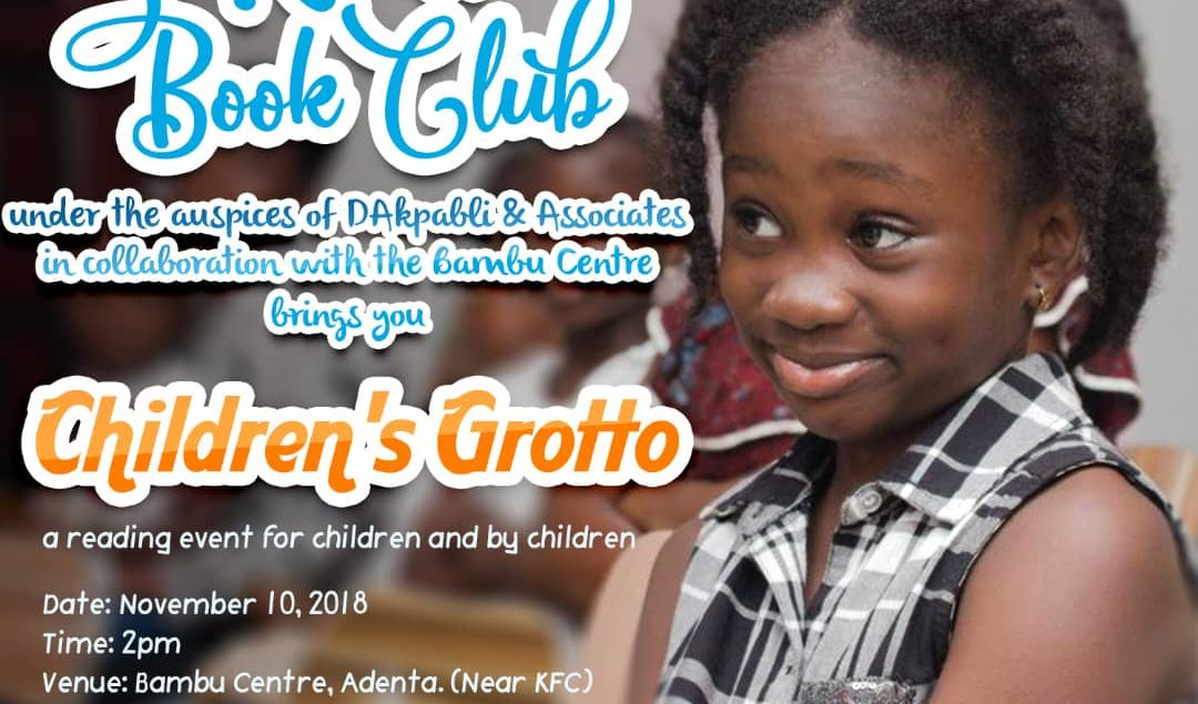 Kids Grotto Nov