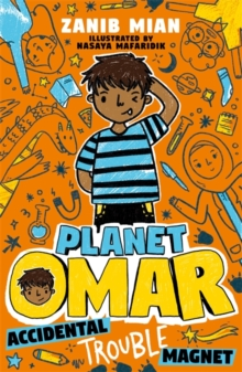 Book review- Planet Omar: Accidental Trouble Magnet