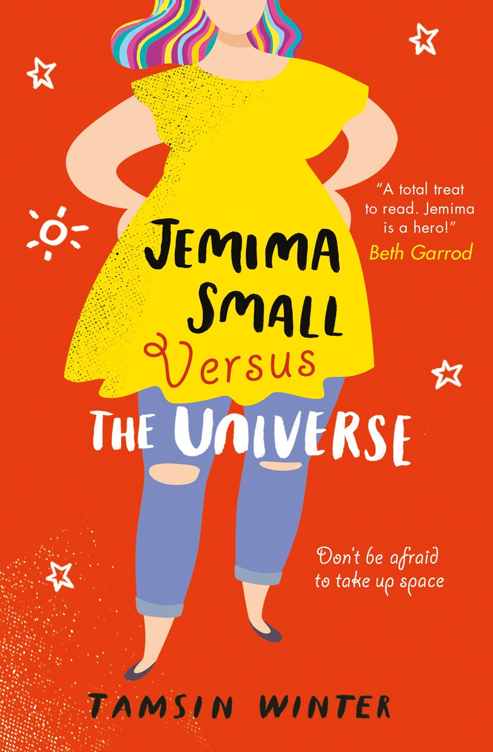Jemima Small Versus the Universe – Q&A with Tamsin Winter