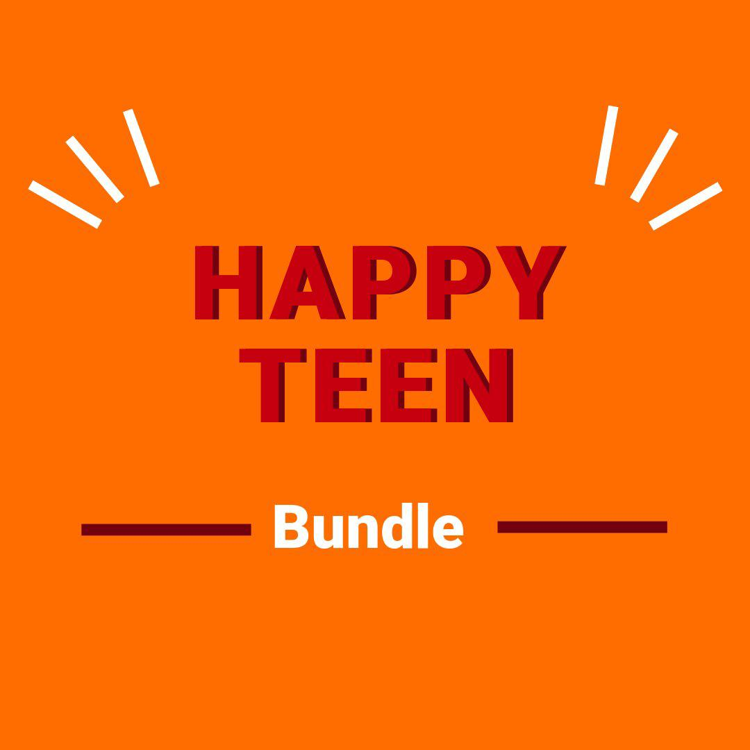 Teenagers! Swap the doom and gloom for a belly laugh or two…