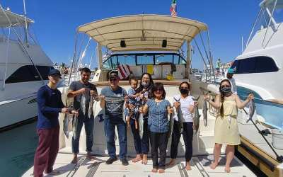 The Ultimate Fishing Experience in Cabo