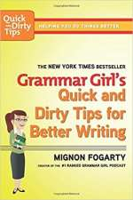 Grammar Girl - Best Writing Books