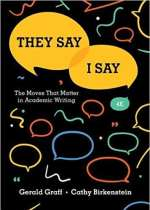 They Say I Say - Best Writing Books