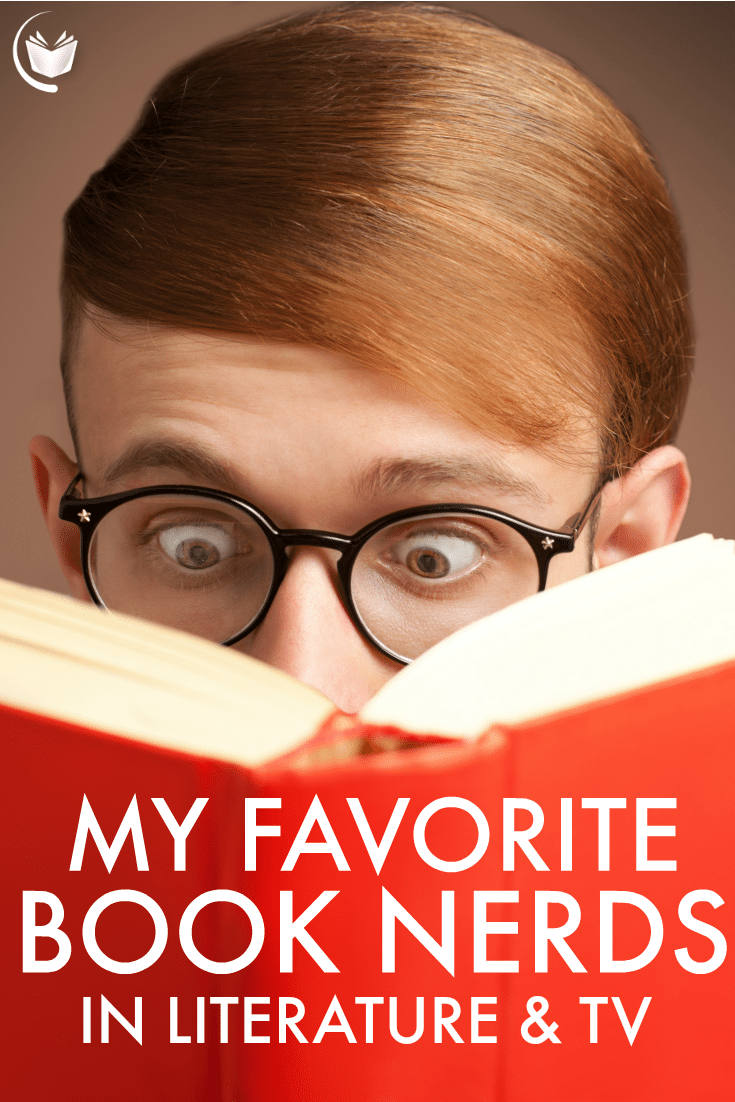 Fiction's Favorite Book Nerds
