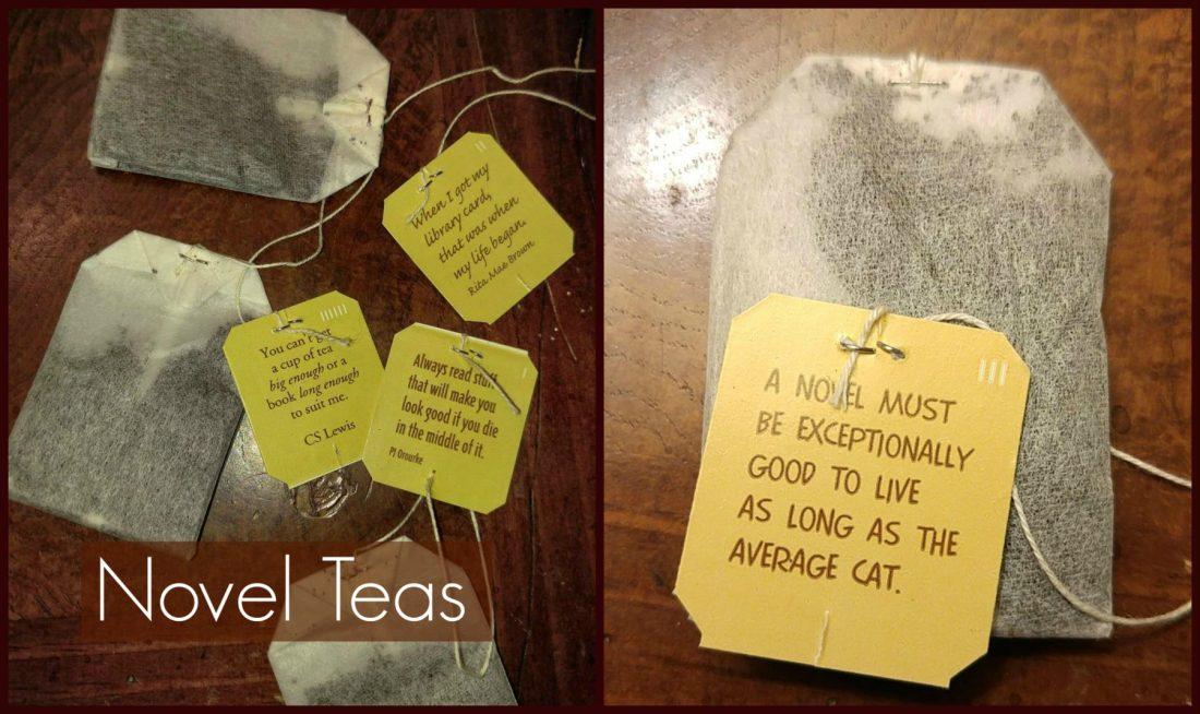 Novel Teas