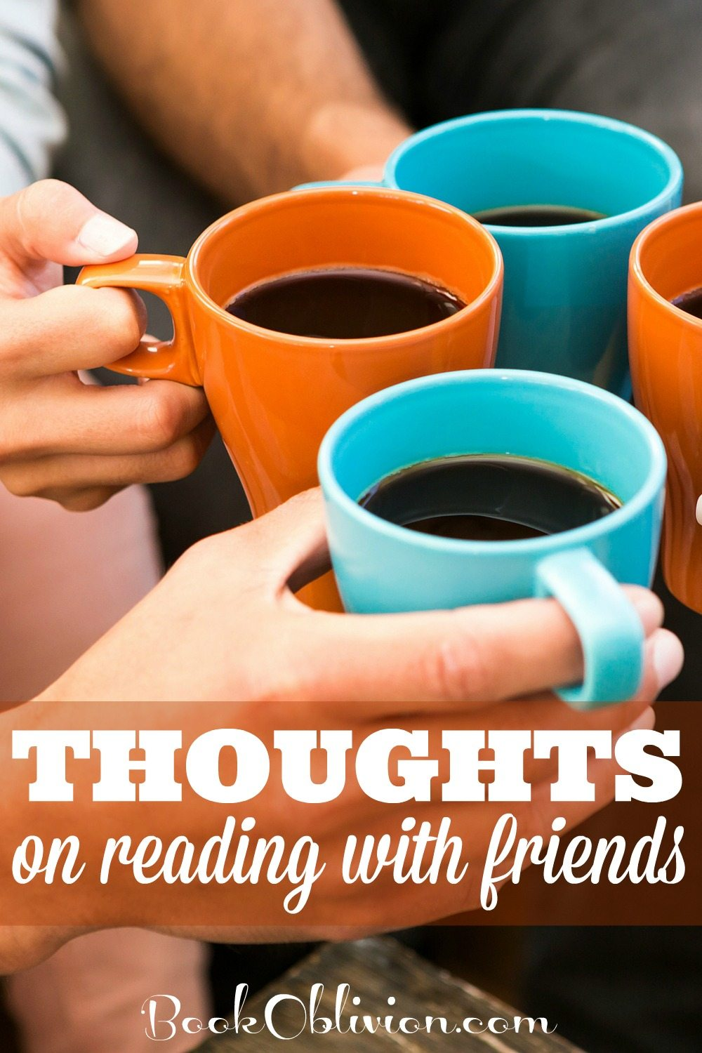 Thoughts on Reading With Friends