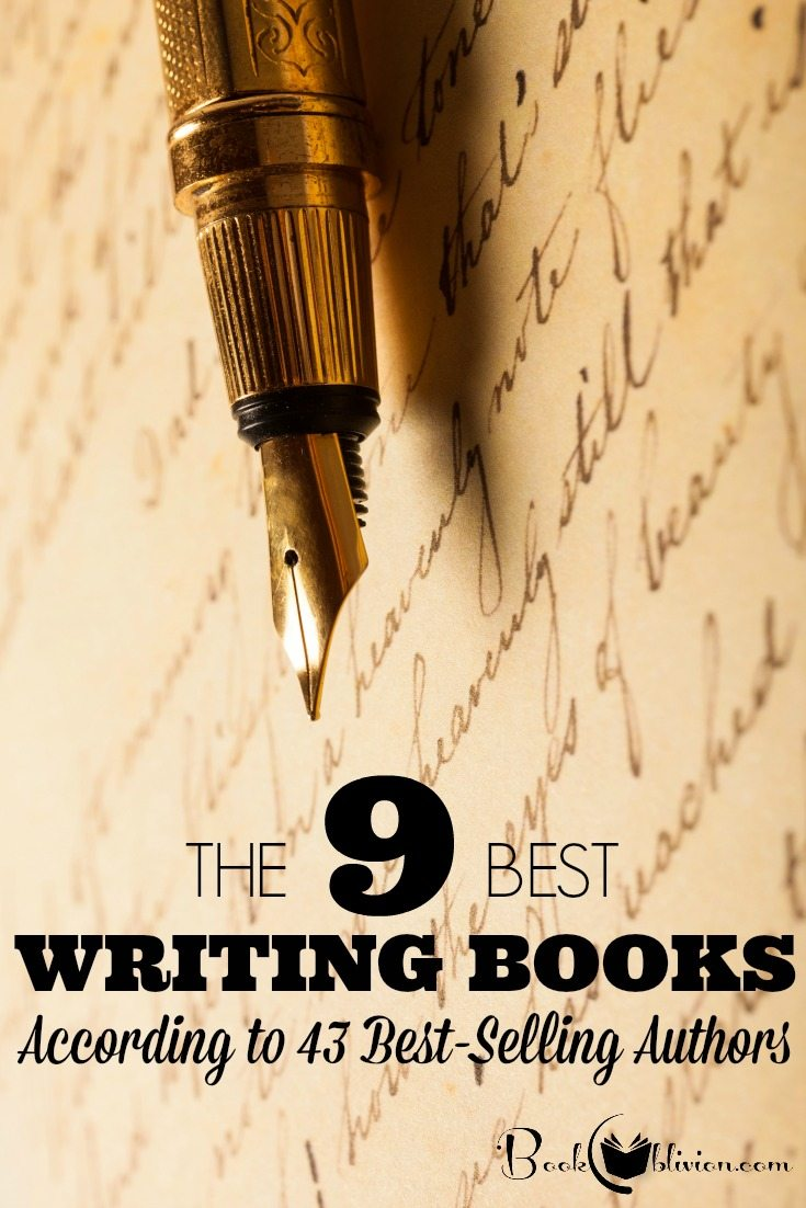 43 Best-Selling Authors mention the same nine books over and over again at a writing conference that helped them become the writers they are. Here is their list with brief descriptions of each one.