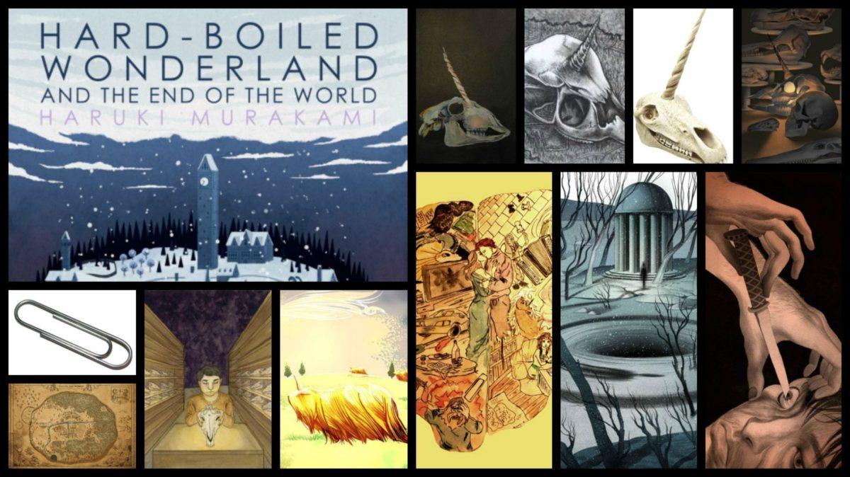 Hard-Boiled Wonderland and the End of the World by Haruki Murakami