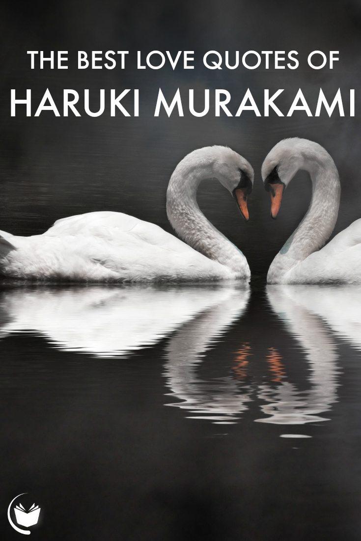 The Best Haruki Murakami Love Quotes Book Oblivion