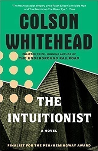 Colson Whitehead's The Intuitionist