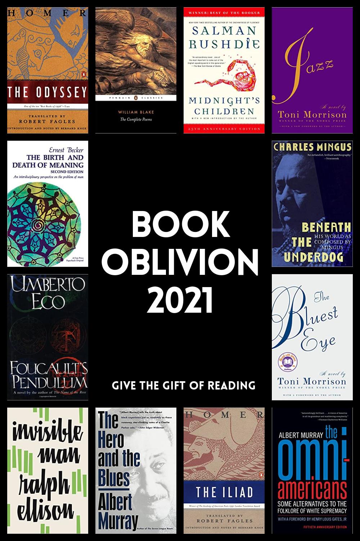 Book Oblivion 2021