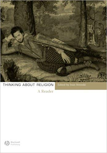 Ivan Strenski Thinking About Religion