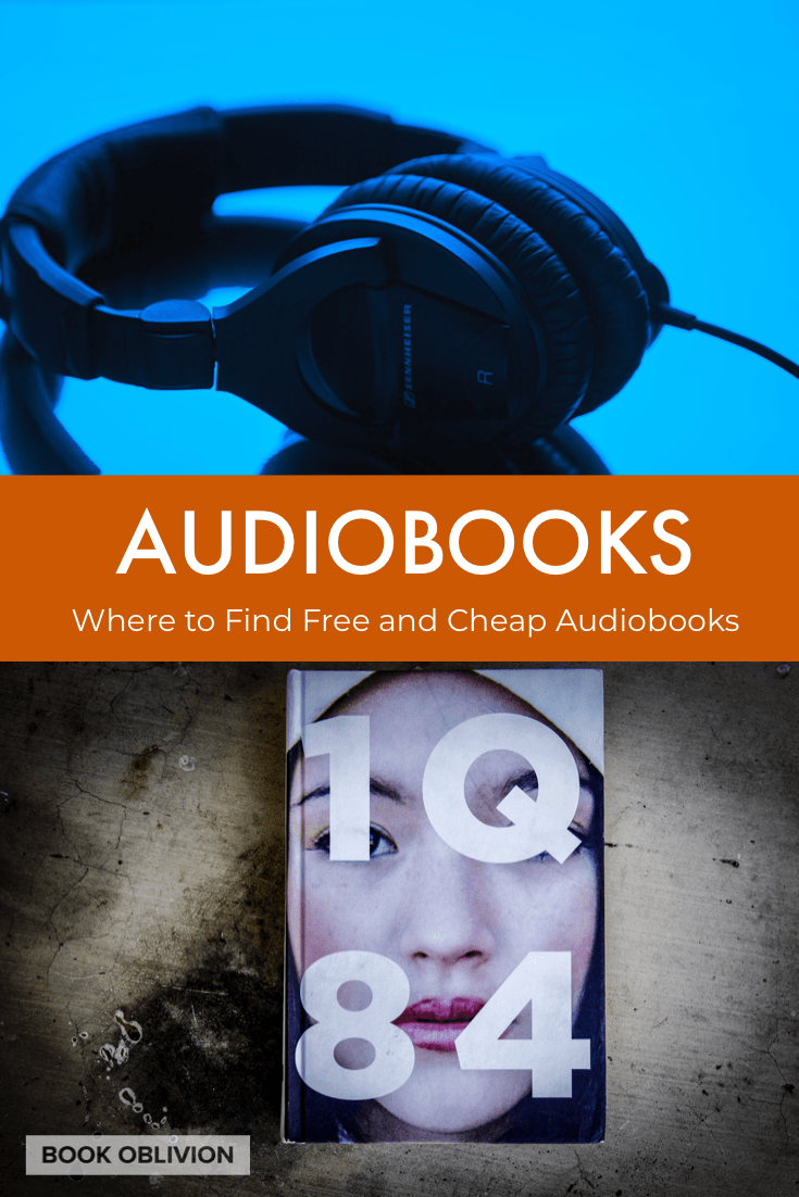 Where to Find Cheap or Free Audiobooks Online
