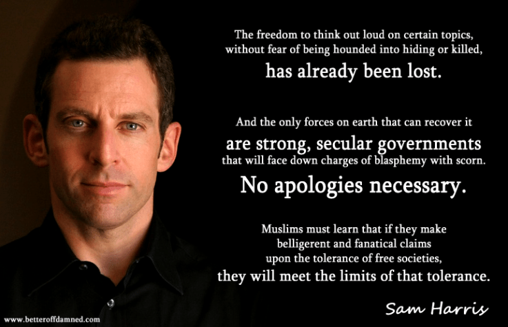 Sam Harris Book Of Doubt