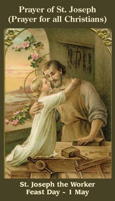 Feast Day Of St Joseph The Worker