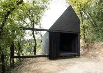 Chapel of Silence, Brescia, Italy by STUDIO Associates