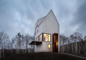 Rabbit Snare Gorge by Omar Gandhi Architect & Design Base 8