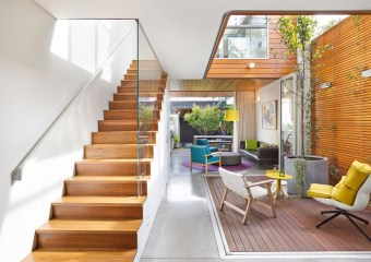 Brandling Street House, Sydney, Australia by Elaine Richardson Architects