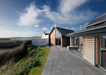 House in Elie by WT Architects