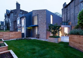 14 Mowbray Road, London by Walker Bushe Architects