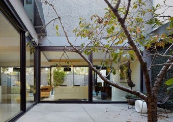 Ross Street Residence, South Yarra, Australia by B.E Architecture