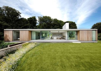 The Quest, Swanage, UK by Strom Architects