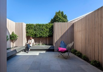 The Dank Street House, Albert Park, Melbourne by Neil Architecture