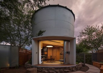 The Silo House by Kaiser Works
