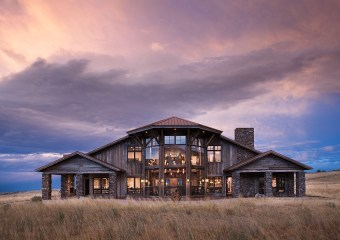 Triple B Ranch, Red Lodge, Montana by Kibler & Kirch