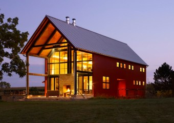 Thistle Hill Farm Iowa County, Wisconsin by Northworks Architects