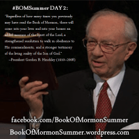 """#BOMSummer DAY 2, """"Regardless of How Many Times..."""""""
