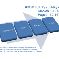 #BOMTC Day 28, May 4~Mosiah 8-10 or Pages 162-167: Fact or Fiction