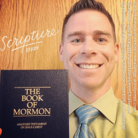 BOOK OF MORMON DAY! Did You Post Your Pic Yet?