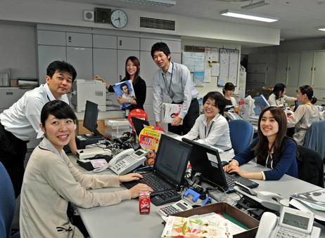Japanese office Nude Photos 51