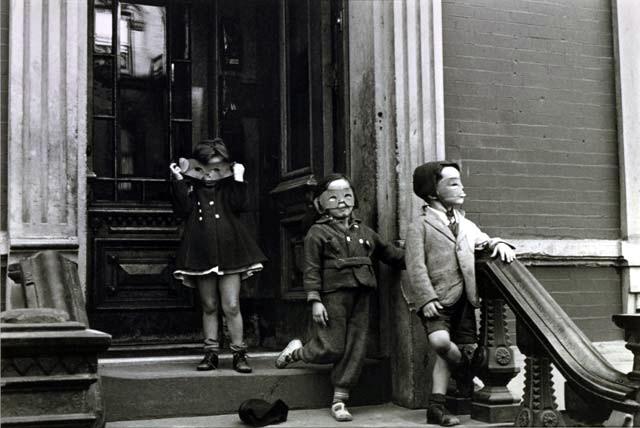 New York, Helen Levitt , c. 1942