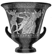 Greek pottery