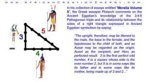 Egyptian Triangle