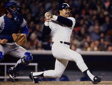 1977 World Series Game 6 - Reggie Jackson belts three homers