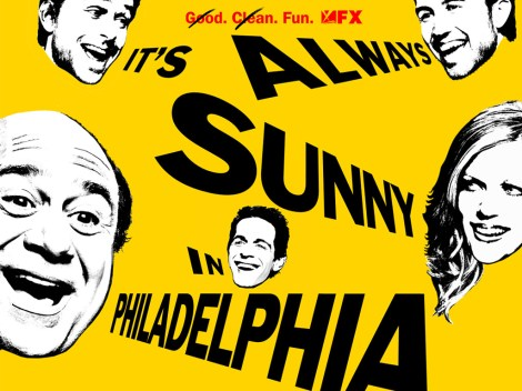 It's always sunny in Philadelphia - Charlie's mom and threes