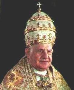 Pope John XXIII Pontifex Maximus
