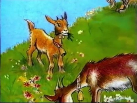 Golden Fairy Tale Classics - The Three Billy Goats Gruff thumbnail